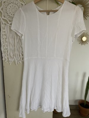 Forever 21 Robe de cocktail blanc