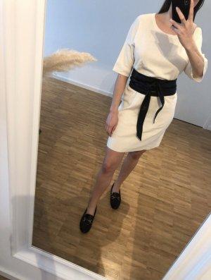 Set Sukienka mini biały