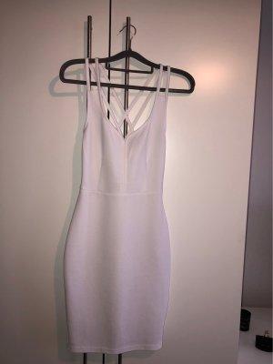 Ann Christine Stretch Dress white