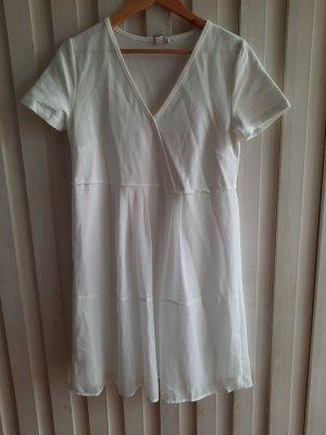 b.c. Shortsleeve Dress white