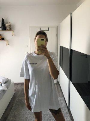 Tally Weijl Vestido de Verano blanco-negro