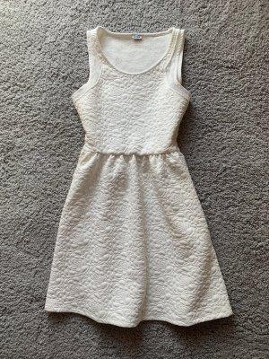 weißes Kleid Pimkie