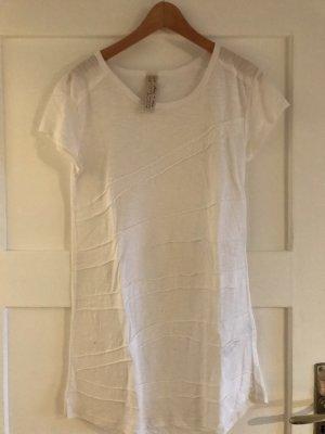Weißes Kleid Shirt von Zara