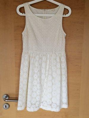 Black Swan Sukienka mini jasnobeżowy