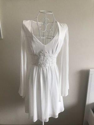 Weißes Kleid von Elise Ryan