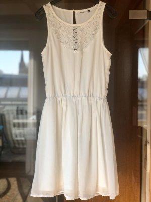 Weißes Kleid von Only