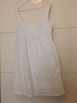Weißes Kurzes Kleid von Trina Turk, sehr hoher Neupreis. Größe 38, Neupreis 200 Euro