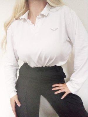 Trigema Polo Shirt multicolored cotton