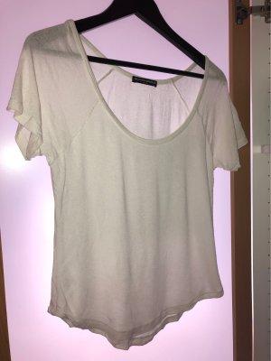 Weißes leichtes Shirt von Brandy Melville