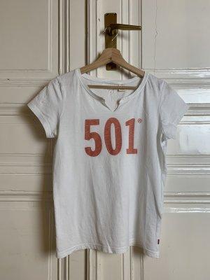 Weißes Levis T-Shirt