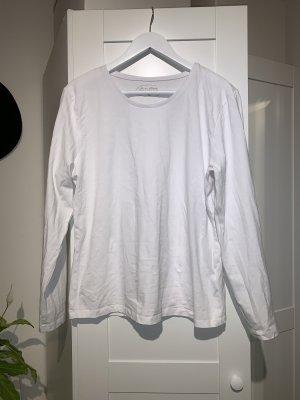 Weißes Longsleeve in Größe XL von Laura Torelli