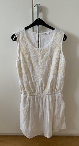 weißes Mango Kleid