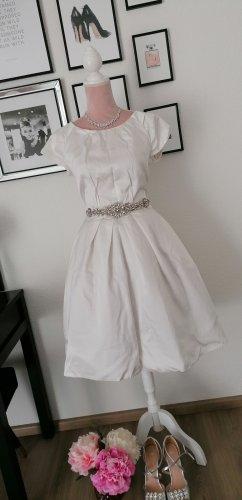 Marc Cain Midi Dress white