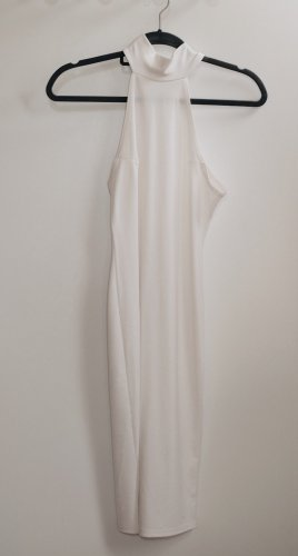 Weißes Midi Kleid