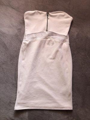 Bershka Mini-jurk wit