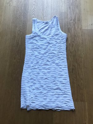Weißes Minikleid von Gina Größe 40