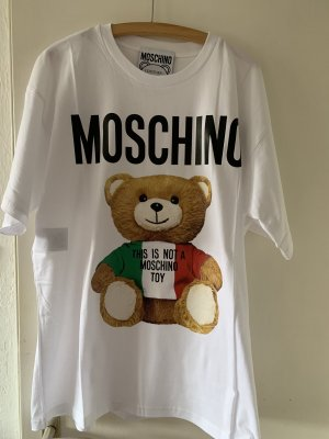 Weißes Moschino Couture TShirt