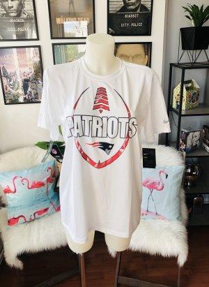 Weißes neues Patriots Shirt M Unisex