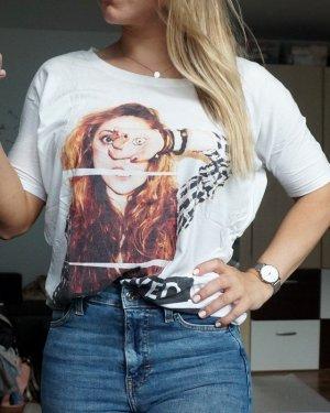 H&M Oversized shirt veelkleurig