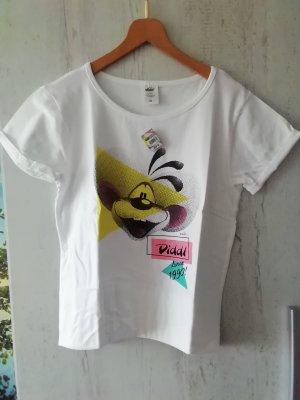 Diddl T-Shirt white