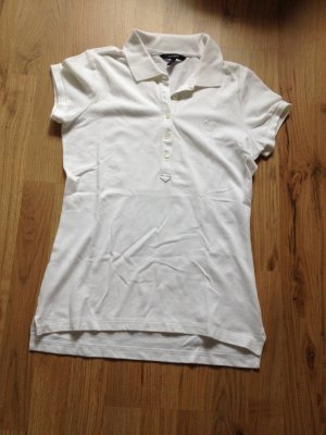 Weißes Poloshirt von Gant
