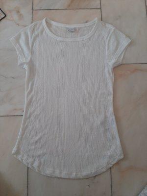 Gina Tricot Sweatshirt blanc