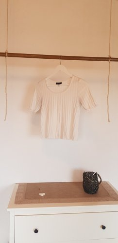 Topshop T-shirt wit Polyester