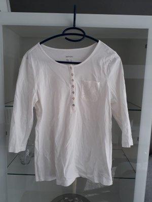 Weißes Shirt
