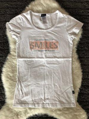 Weisses shirt