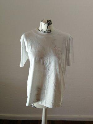 Weißes Shirt Miaa Praise The Alpaca Armedangels L
