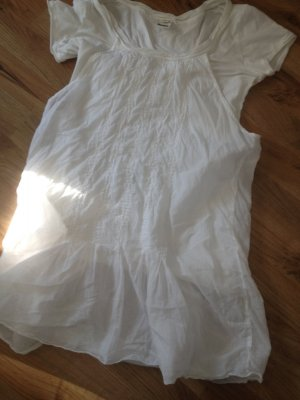 weißes Shirt/ Tunika