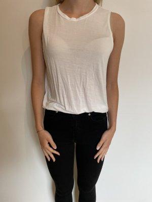 Weekday Camicia oversize bianco