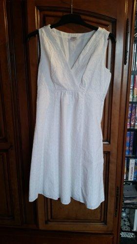 Weißes Sommerkleid A-Linie von Esprit