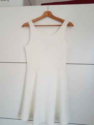 Weißes Sommerkleid, Cocktailkleid