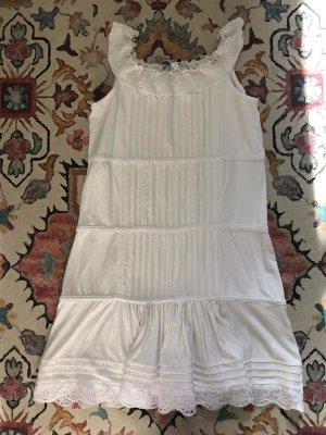 weißes Sommerkleid, Gr. 38
