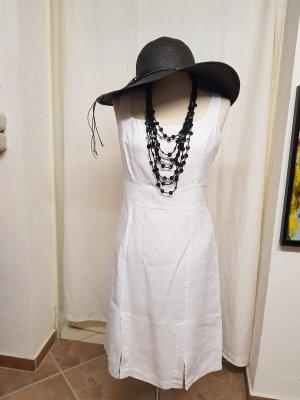 Weißes Sommerkleid in Größe 38