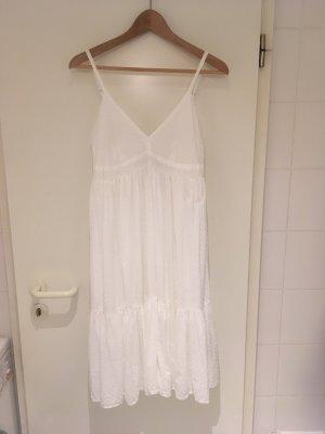 Weißes Sommerkleid von Zara in 38 (M)