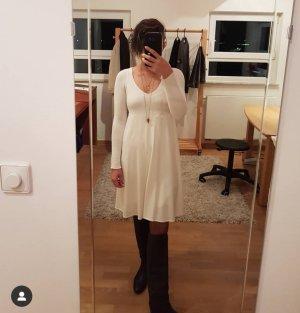 Stefanel Knitted Dress white