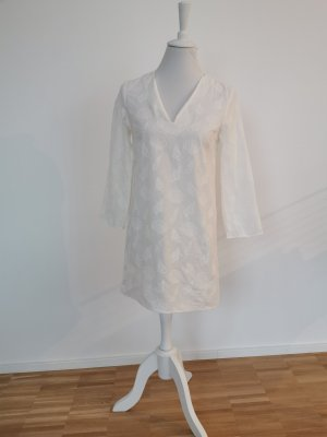 & other stories Robe de plage blanc
