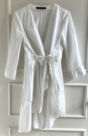 Weißes Strandkleid von ZARA