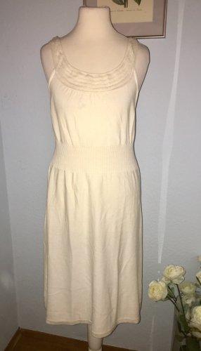 Weißes Strickkleid von Vero Moda