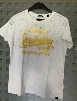 Superdry T-shirt bianco
