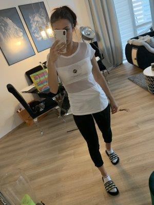 Batik Shirt white