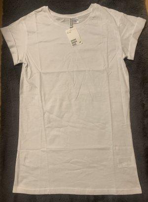 H&M Divided Camisa larga blanco