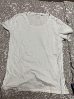C&A Basics Basic Shirt white
