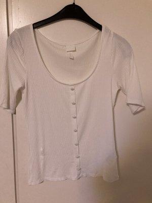 H&M T-shirt blanc