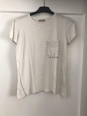 Weißes T Shirt