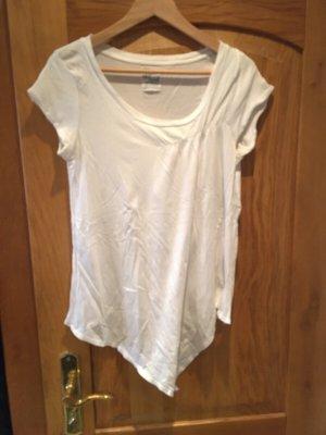 Weisses T-Shirt Gr. L Zara
