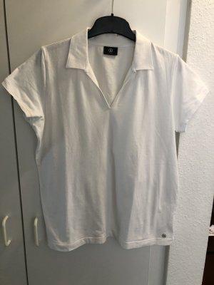 weißes T-Shirt von Bogner