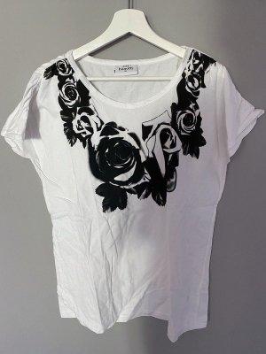 Weißes T-Shirt von Gina Benotti, Gr. XXL